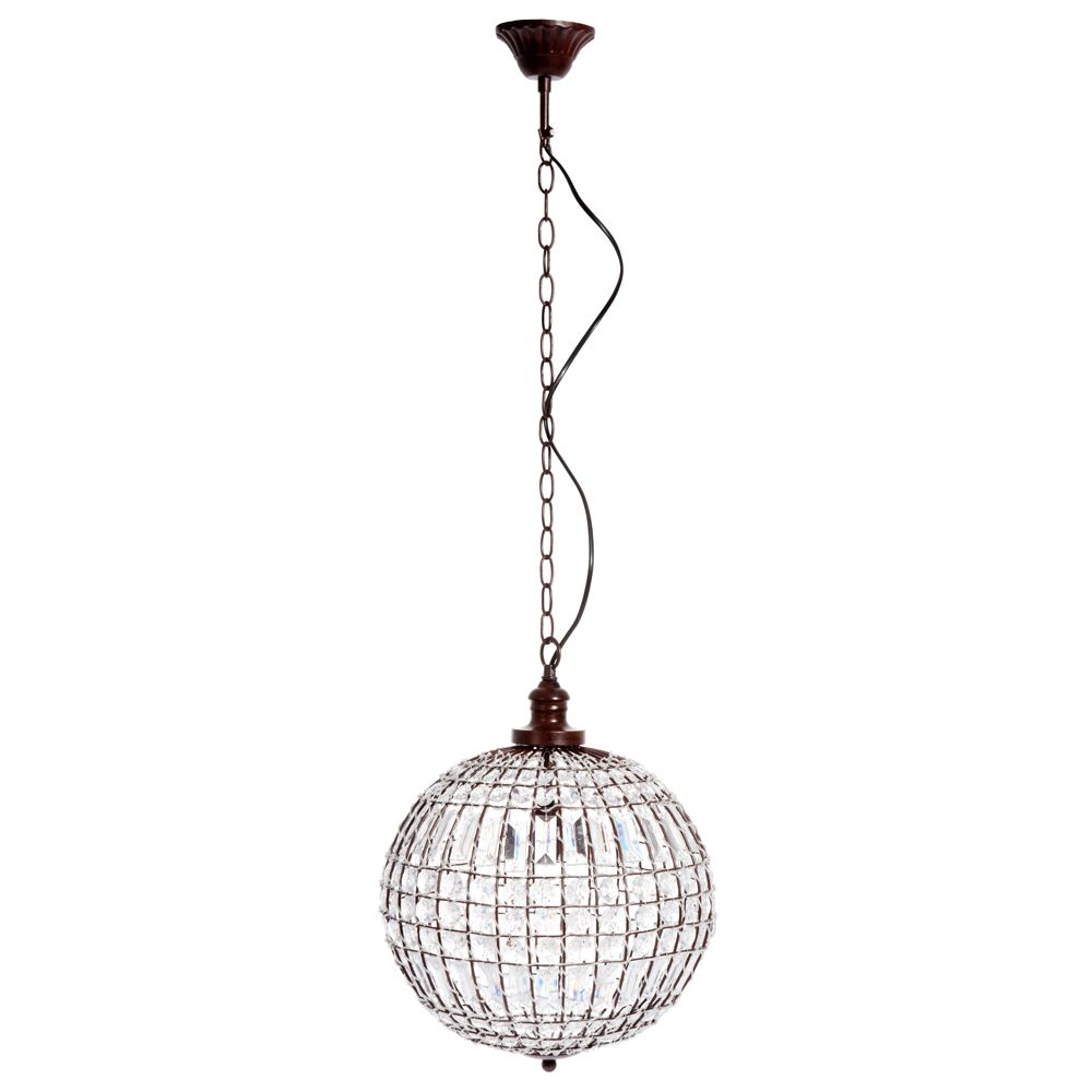 Suspension Ronde Suspension Ronde Antique Maisons Du Monde Pendant Lamp Round