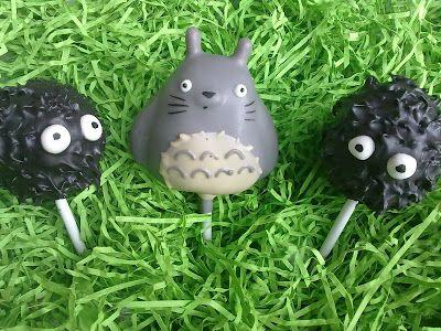 Piruletas Totoro