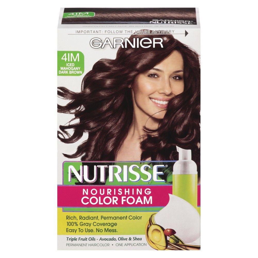 Garnier nutrisse nourishing color foam 2 soft black products garnier nutrisse nourishing color foam nvjuhfo Gallery