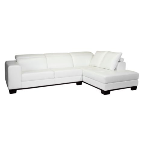 Brooklyn Sectional White From Z Gallerie Living Room