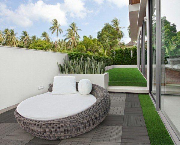 Décoration Extérieur Pour Balcon Et Véranda En 62 Idées | Decoration