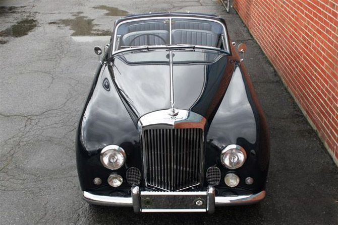 Graber Bentley Mk VI DHC 1952 B192MD