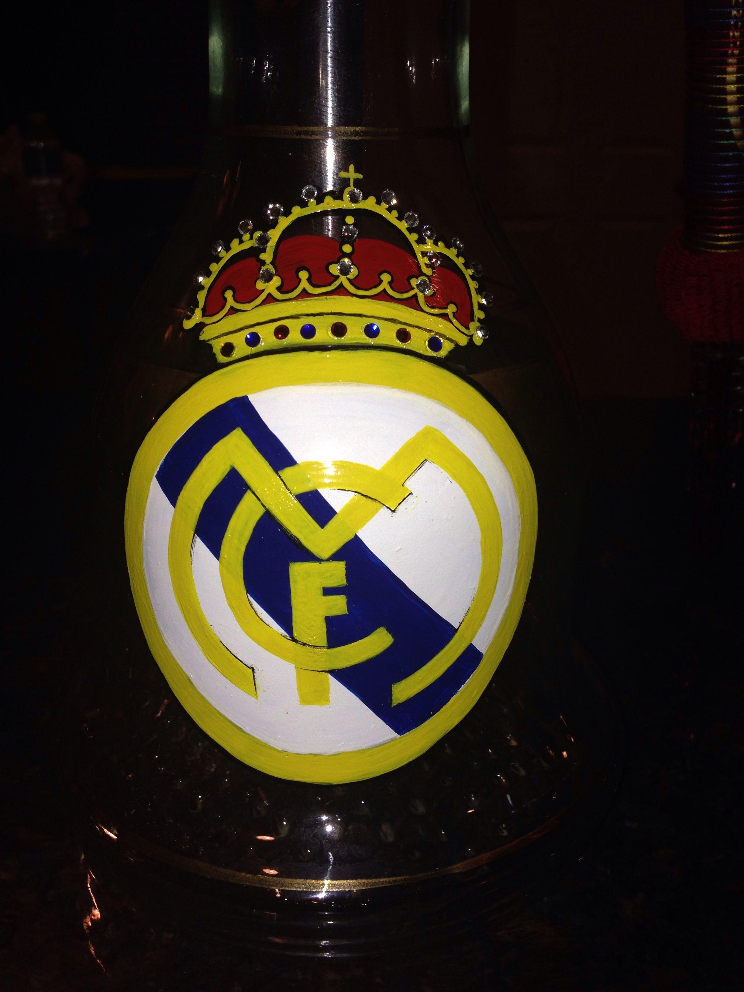 Real Madrid Hookah Hookah Real Madrid Captain America