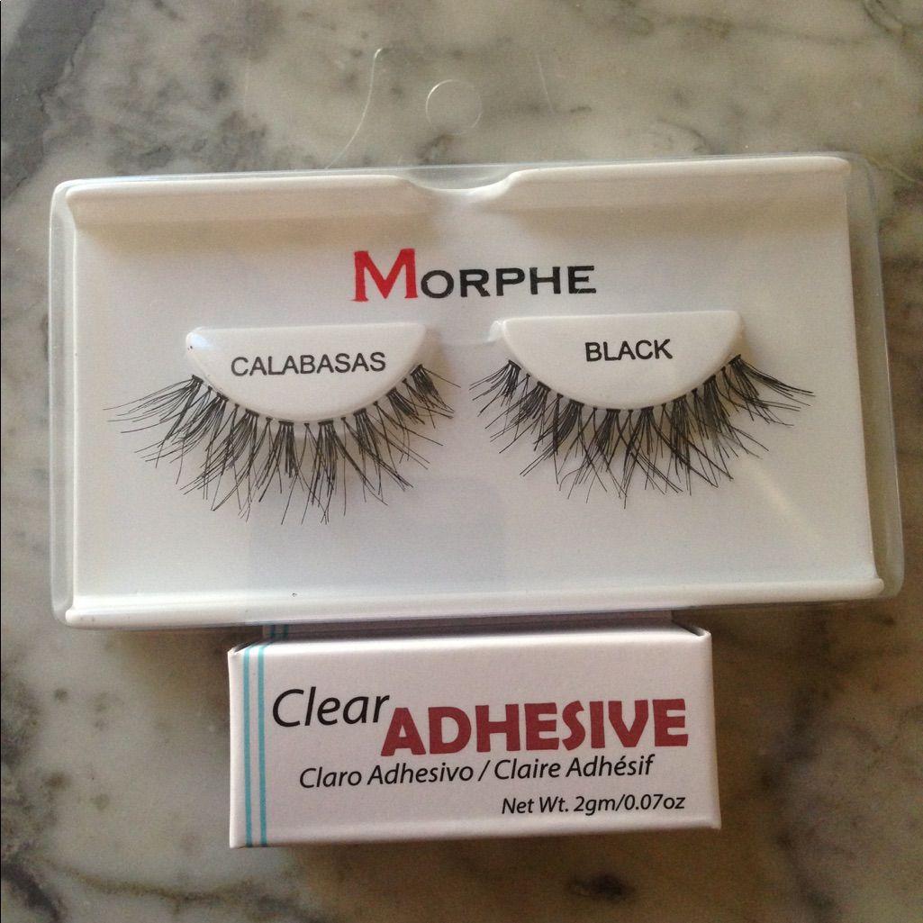 Morphe Lashes In Calabasas W Adhesive Adhesive Morphe Lashes Jeffree star x morphe eye brush collection + makeup bag new! morphe lashes in calabasas w adhesive