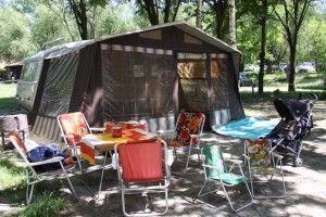 vintage caravan im adventure camp schnitzm hle in viechtach bayerischer wald vintage caravan. Black Bedroom Furniture Sets. Home Design Ideas