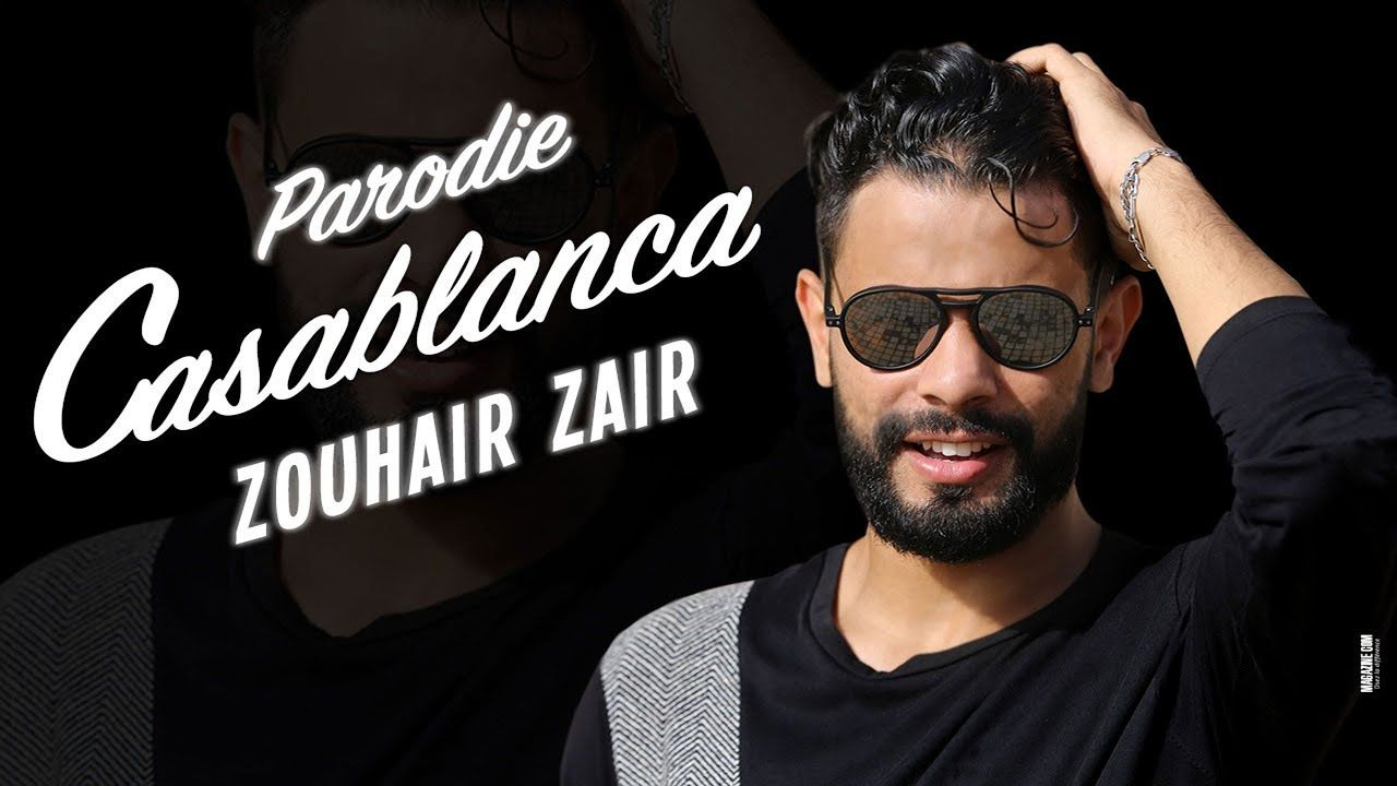 Zouhair Zair Parodie Casablanca Exclusive Funny Video زهير زائر پا In 2020 Square Sunglasses Men Mens Sunglasses Square Sunglass