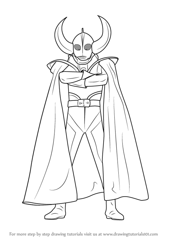 ultraman printable coloring pages