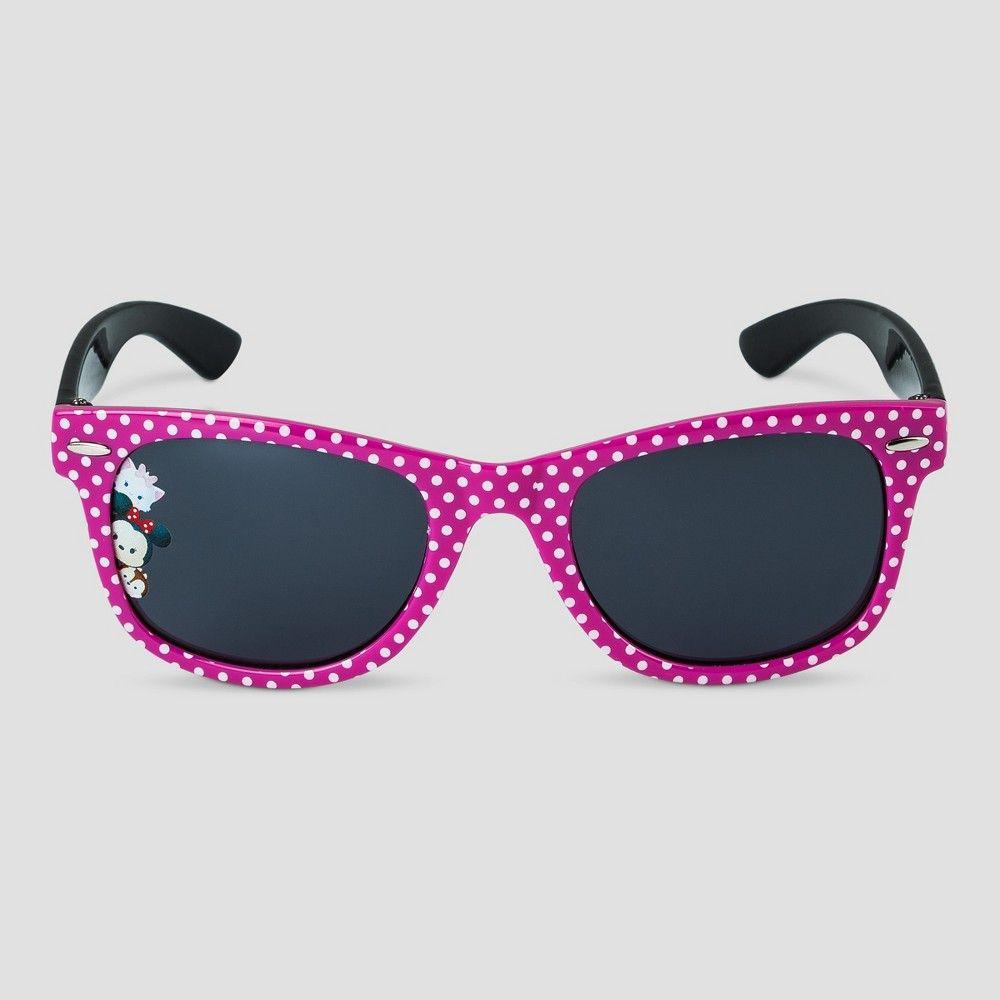 Disney, Girls'  Tsum Tsum Sunglasses - White, Women's