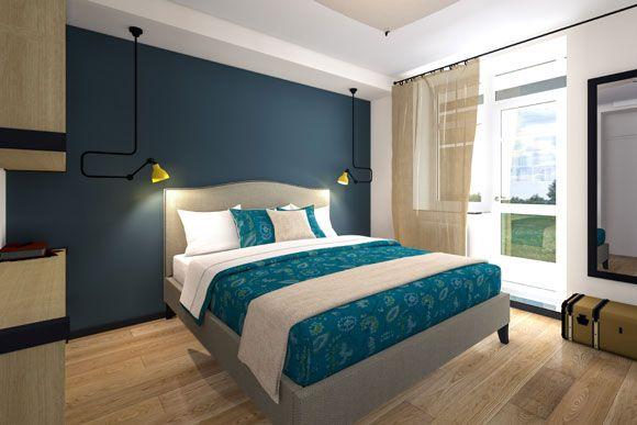 decoracao-de-quarto-de-casal-azul