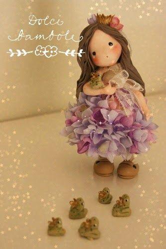 Dolci Bambole- Porcellana fredda