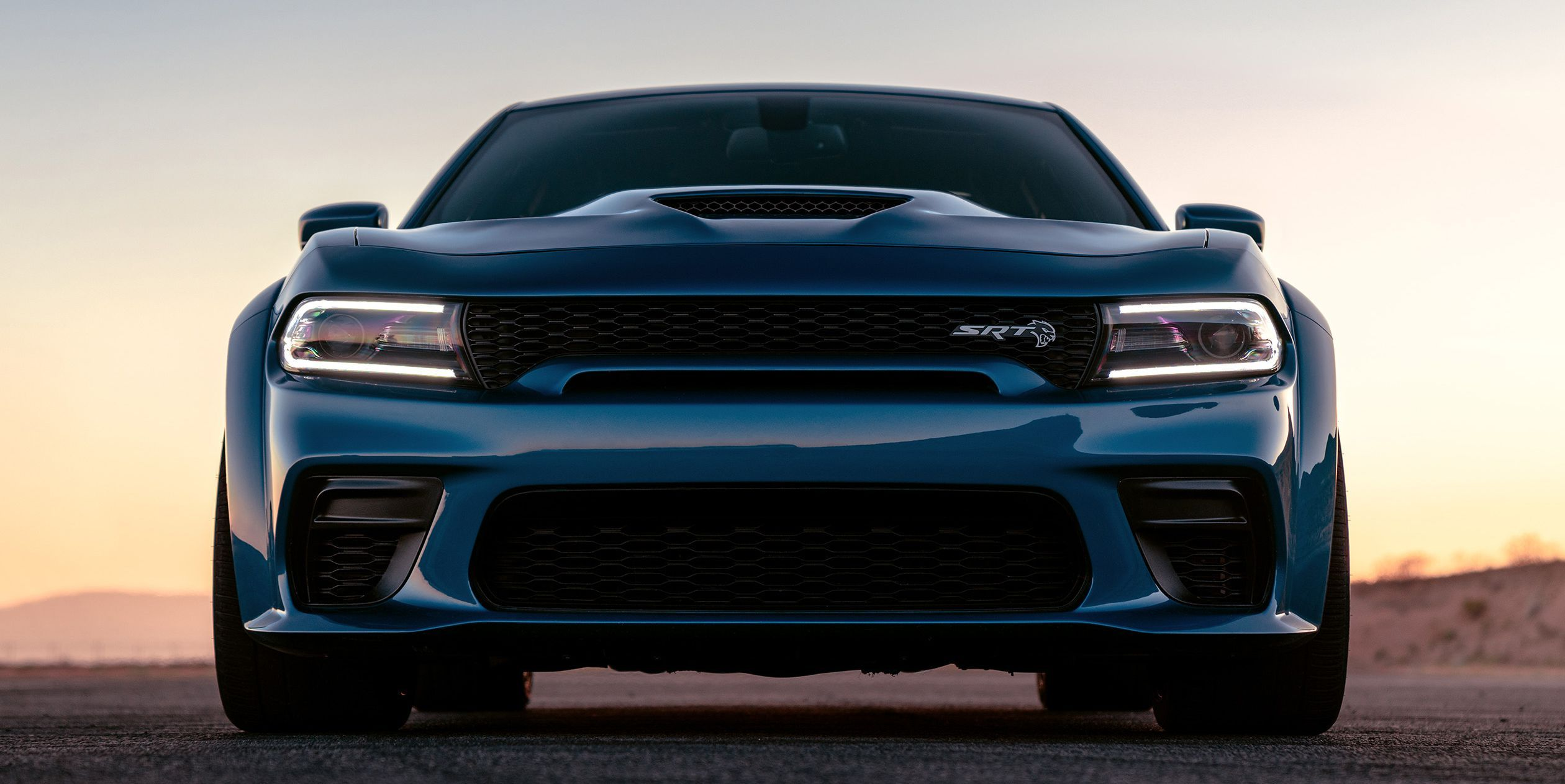 The 2020 Dodge Charger Srt Hellcat Widebody Is A Monster Sedan
