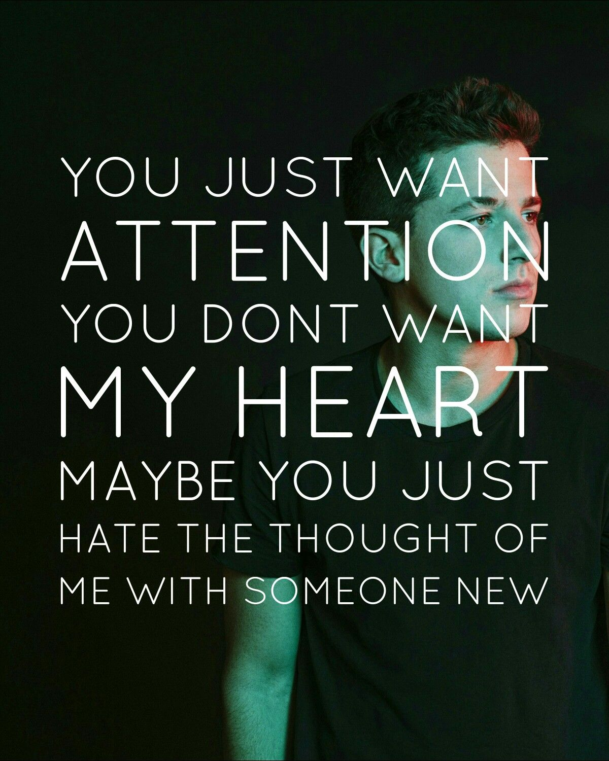 Attention By Charlie Puth Attention Charlie Puth Lyrics Music