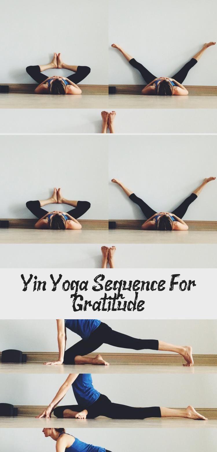 Yoga Sequence Gratitude