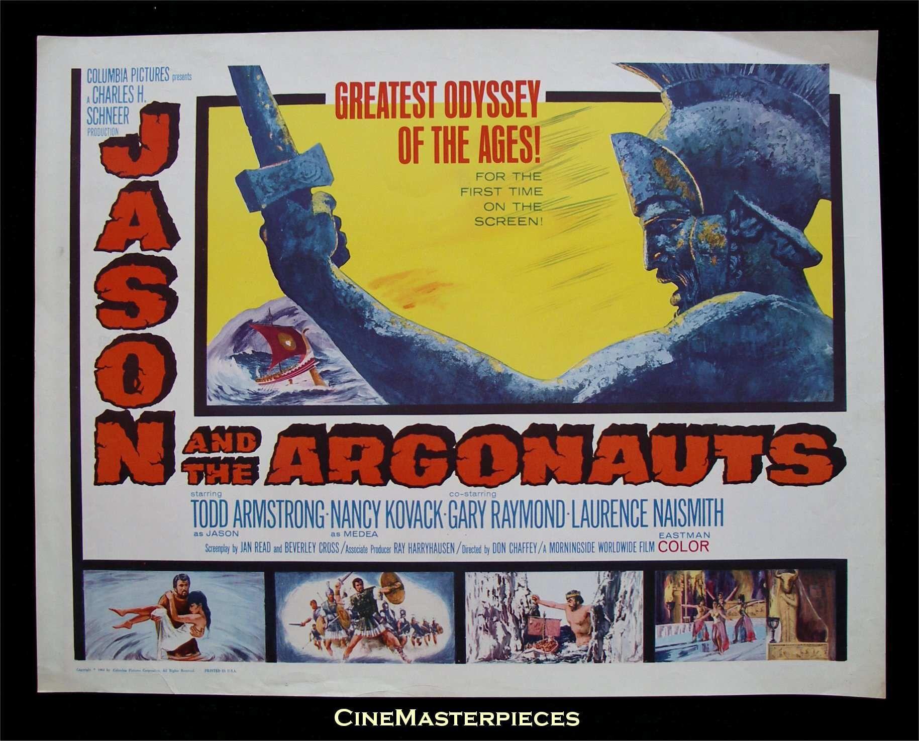 Jason and the Argonauts | Movies | Pinterest | Movie and Films