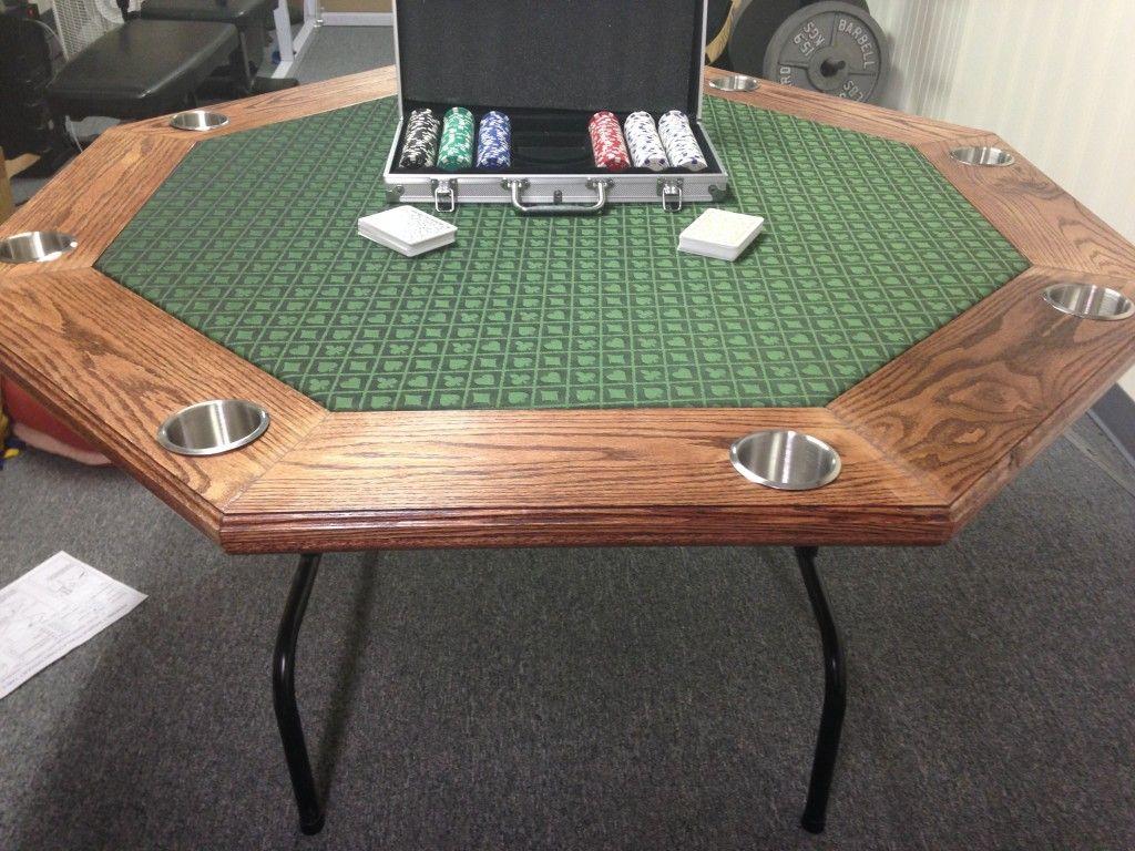 Make It Not Buy It Poker Table Folding Poker Table Poker