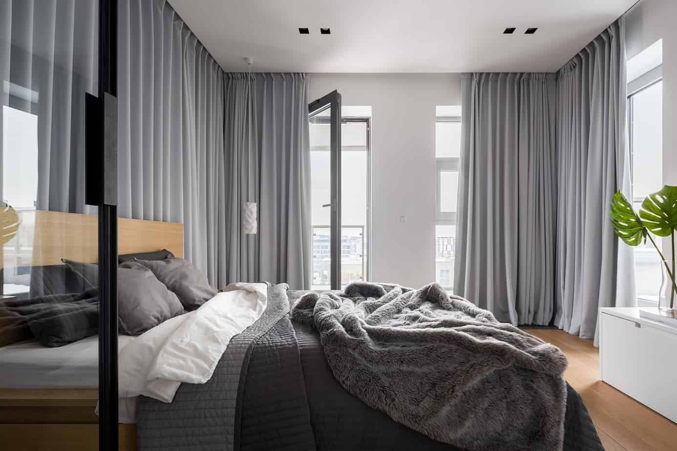 Top 10 Modern Curtain trends 2021 popular ideas, materials ...