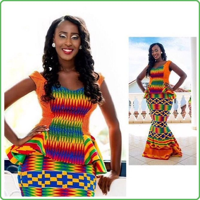 Kente Styles For Traditional Wedding Google Search