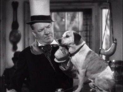 Cinema Spotlight Wc Field S It S A Gift Cinema Dogs Animals