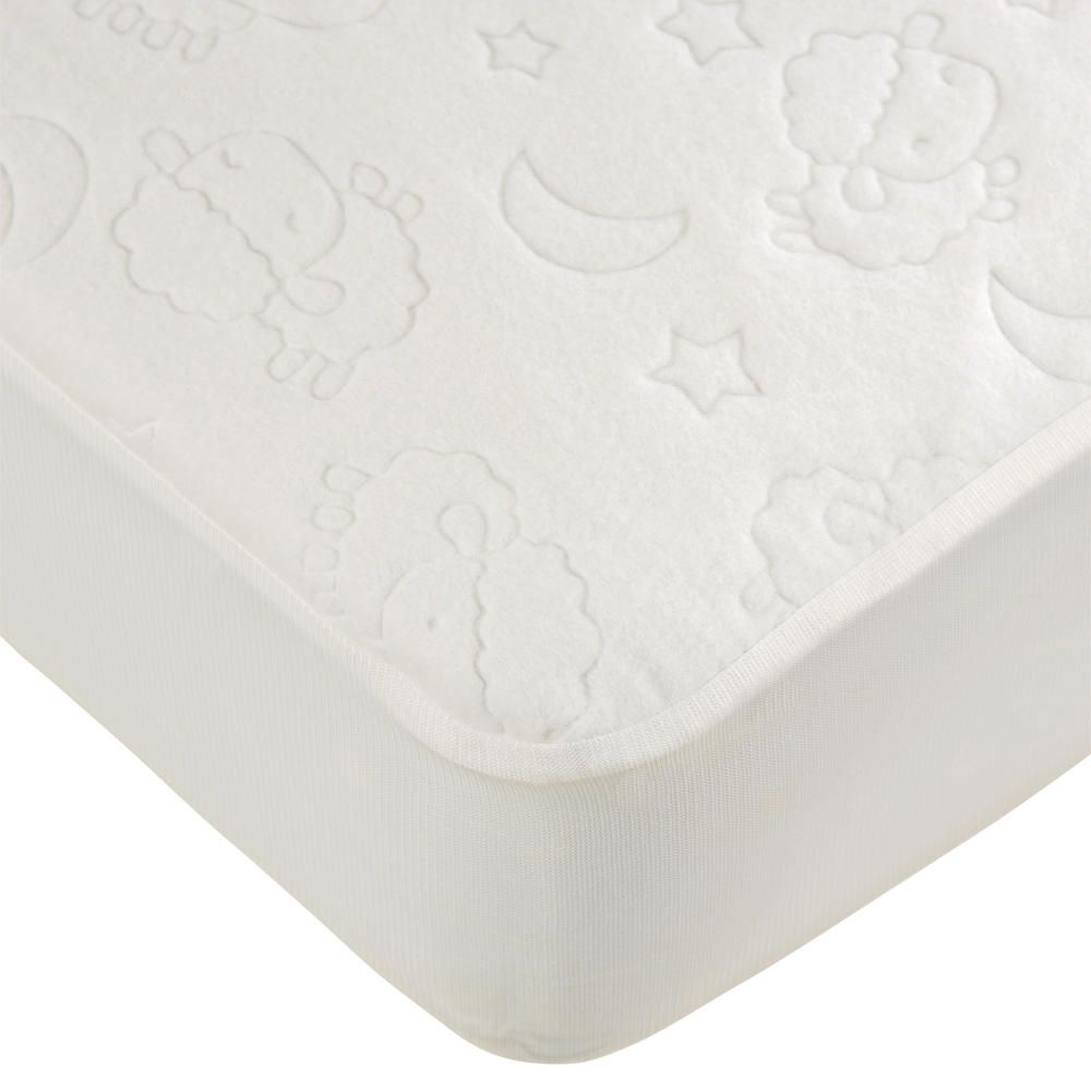 Babies R Us Fitted Waterproof Crib Mattress Cover 2 Pack