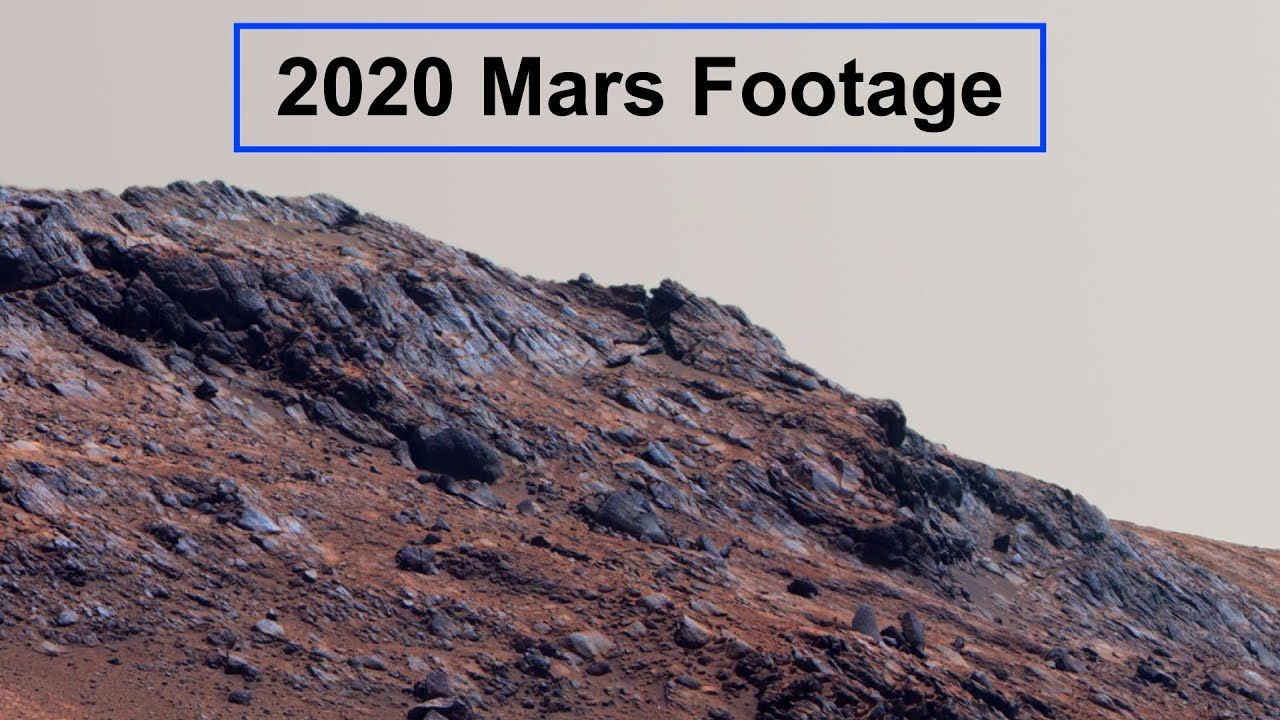 New Mars Curiosity Rover Pictures Youtube In 2020 Curiosity Rover Mars Rover Curiosity