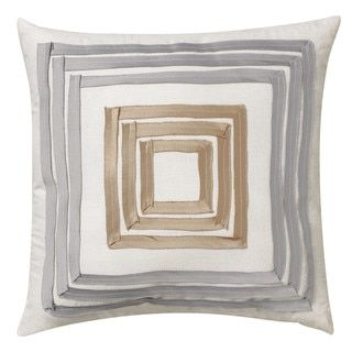 Nostalgia Home Stanton Stripe 16 X Decorative Pillow Allow The To Make A Bold Statement In Your