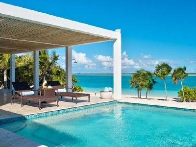 turks caicos villa rental villa blue orchid homeaway luxury rentals