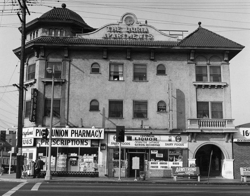 Doria Apts 1970 Photo Doria1970williamreagh Zpsad96f3d4 Jpg Los Angeles Neighborhoods Mid City City Of Angels