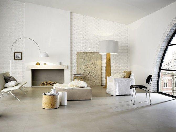 Pavimento/rivestimento in gres porcellanato BLOCK by MARAZZI ...