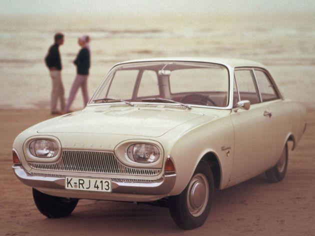 Reconnue pour son freinage efficace, ses reprises agréables et sa consommation modeste pour l'époque, la Ford Taunus 17m fut un grand succès populaire au début des années soixante