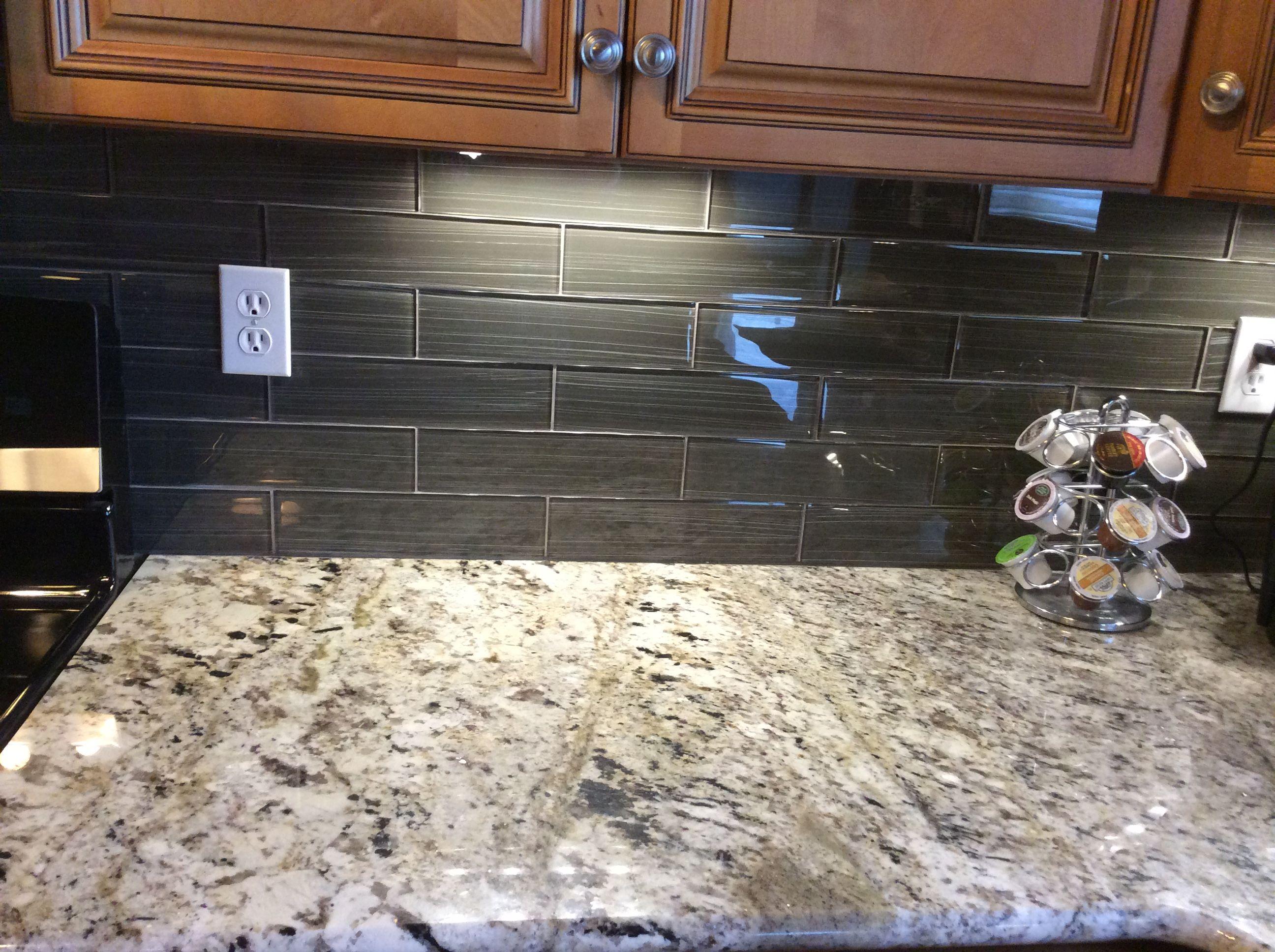 Ice Brown granite, Norwalk tile