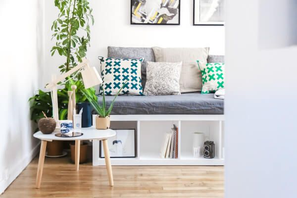 Diy Banquette Design Adc X Le Bon Coin Avec Images Ikea Meuble Mobilier De Salon
