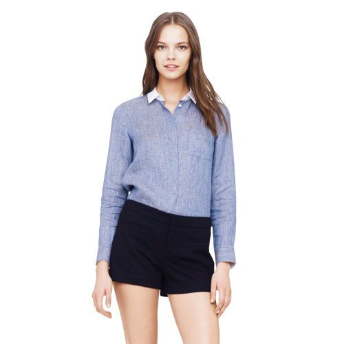 Claire Chambray Shirt - Club Monaco
