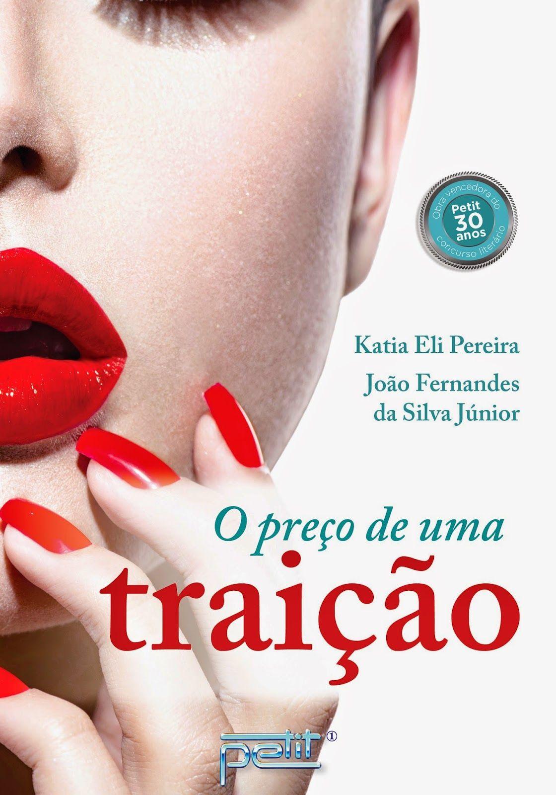 """Saleta de Leitura: Resenha do livro """" O Preço de uma traição"""" de Kati..."""