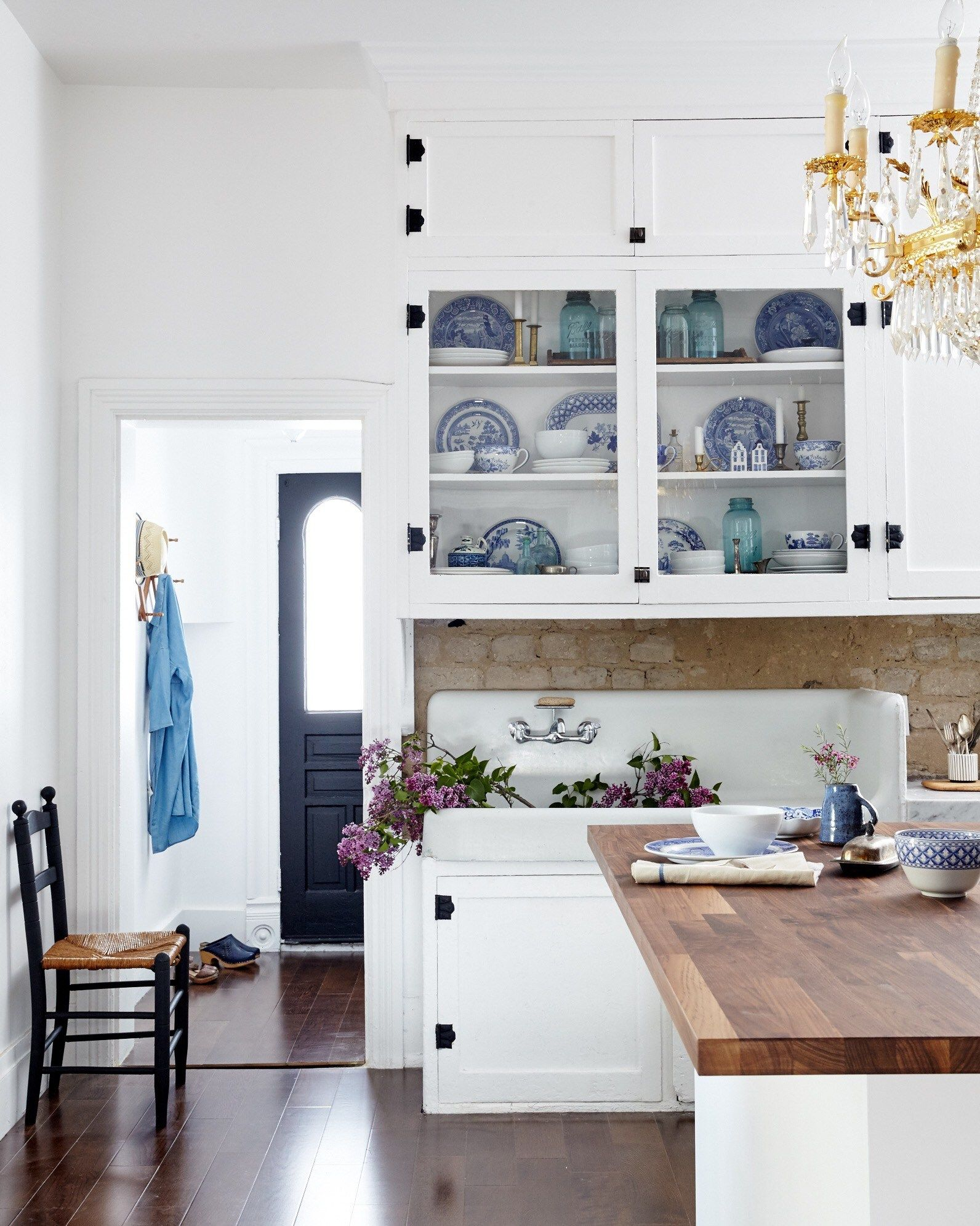 Home Of The Month Andy  Candis Of Old Home Lovethey Rescue Old Entrancing Kitchen Designs For Older Homes Decorating Inspiration
