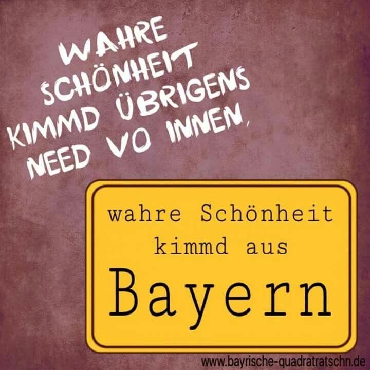 Pin Von Karin Huber Auf Bayrisch Bayerische Spruche
