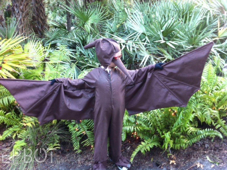 Pteranodon Kid Costume