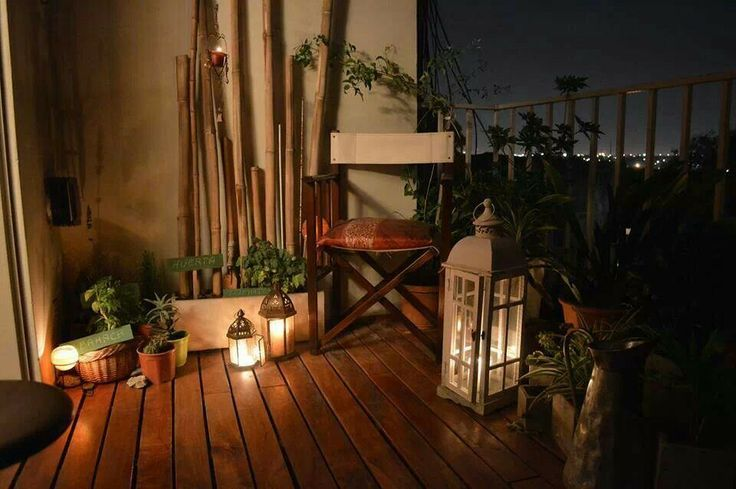 terraza ideas-decoracion luces - Buscar con Google Deco