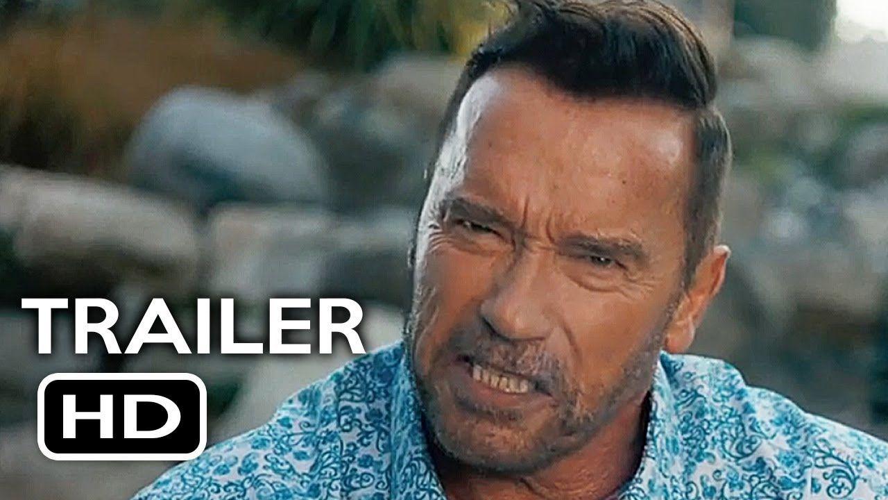 Now This New Arnold Movie Looks Awesome Bodybuilding Fitness Gym Fitfam Workout Muscle Heal Action Comedy Movies Upcoming Movie Trailers Arnold Movies