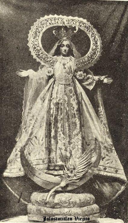 Virgen de la Asuncion de Jalostotitlan Jalisco Mexico ... 1 ...