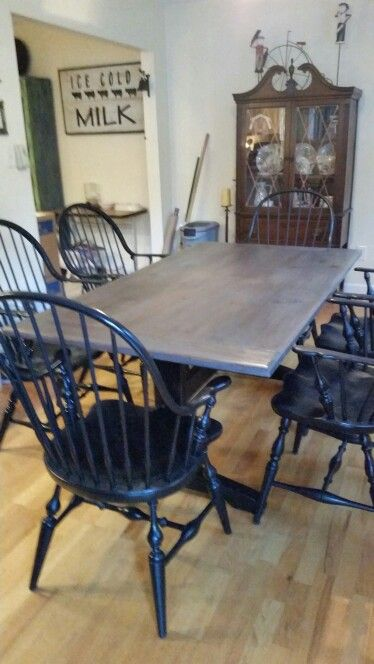 Amazing Repurposed Ethan Allen Table And Chairs New And Exciting Unemploymentrelief Wooden Chair Designs For Living Room Unemploymentrelieforg