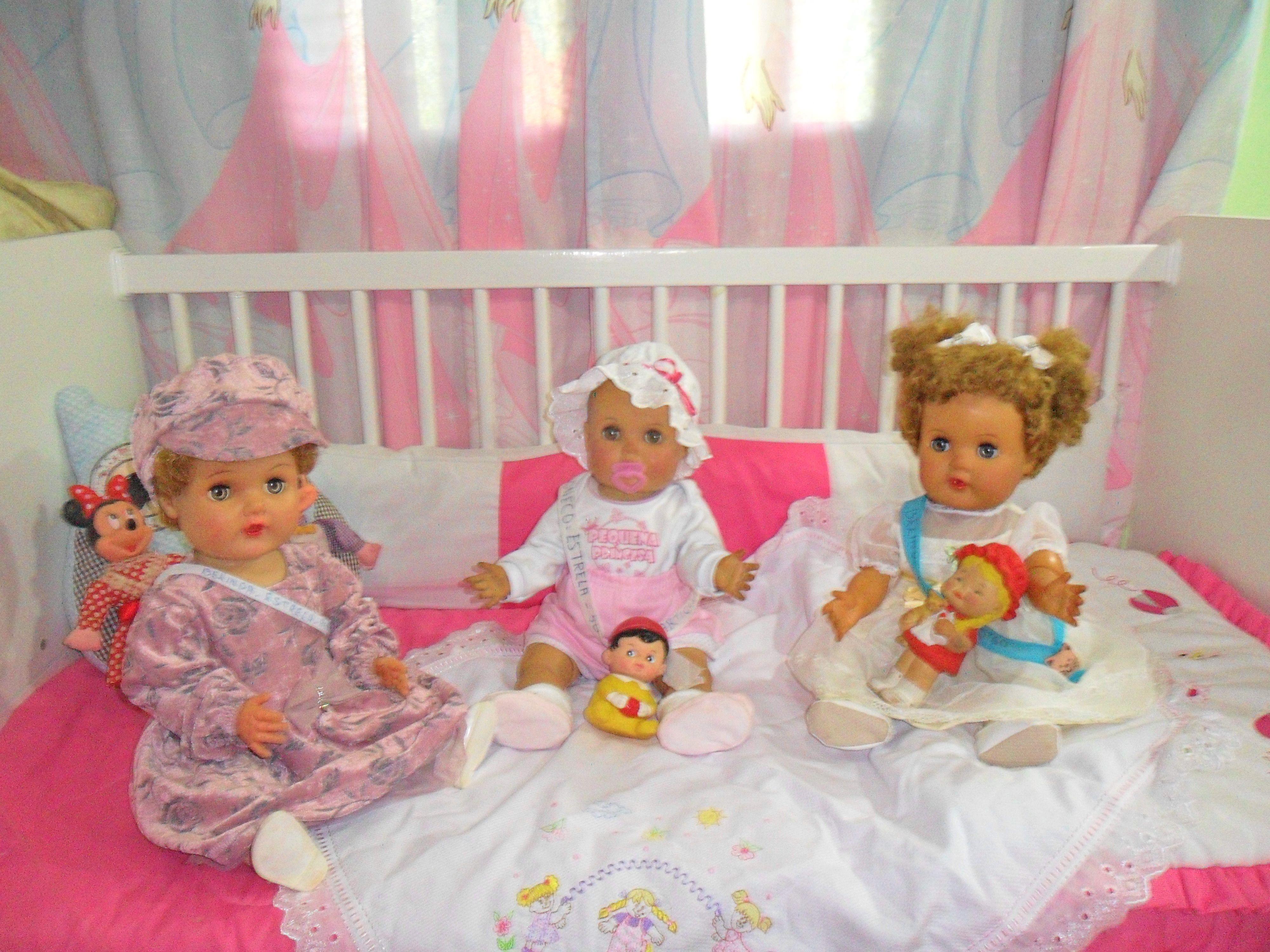 Bonecas Belinda Estrela Anos 50