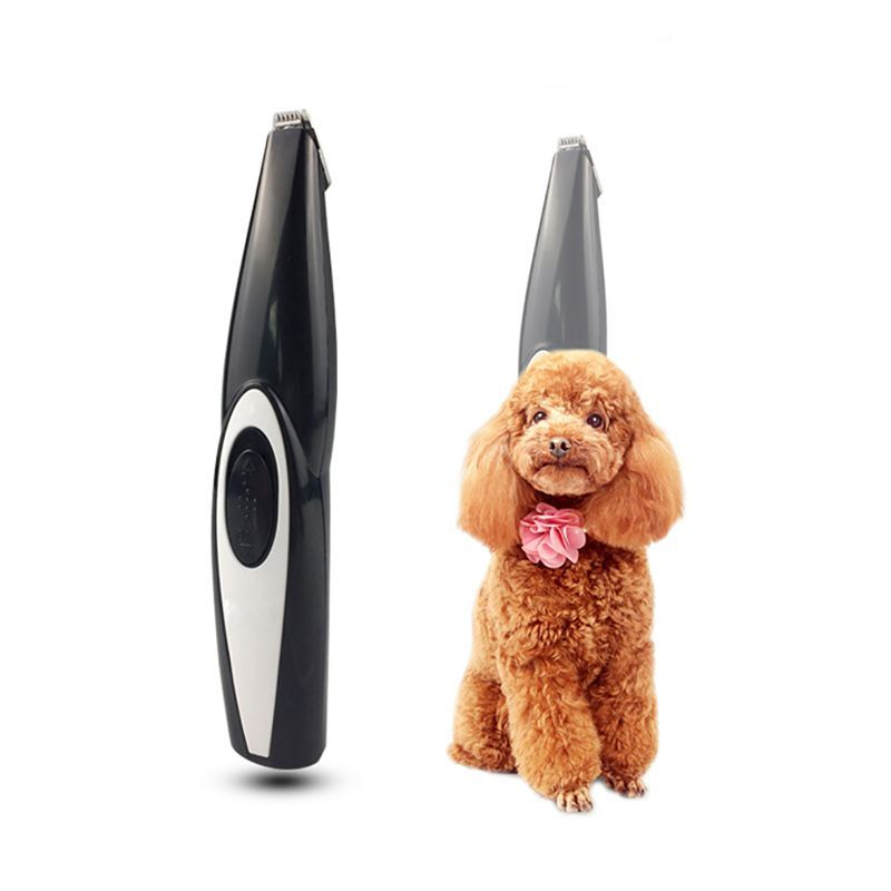 Dog Hair Trimmer Usb Rechargeable Professional Pets Hair Trimmer For Dogs Cats Pet Hair Clipper Grooming Kit In Dog Hair Trimmers From Home Garden On Aliexpre