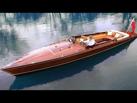 Plywood electric boat episodes 5 AND 6 twin turbo inboard ...