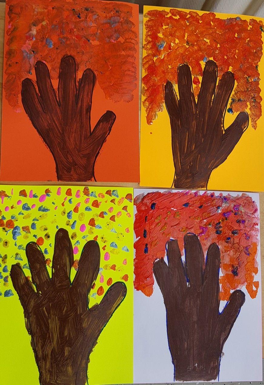 Malen Mit Farben Kindergarten Basteln Malen Basteln