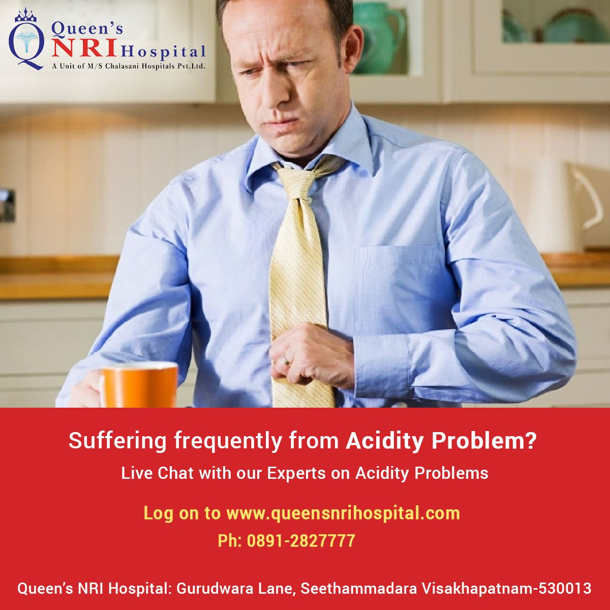 Live chat with our experts on acidity problems log on to