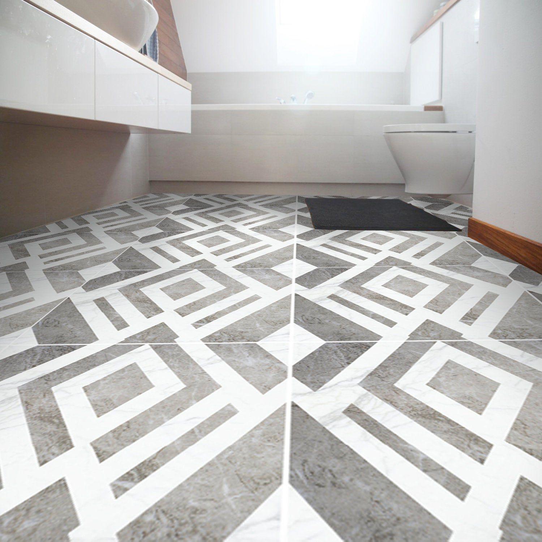 Floor Tile Stickers Decals For Kitchen Bathroom Removable Etsy Flooring Tile Decals Tile Floor