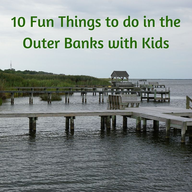 Outer Banks, North Carolina Tourist Attractions