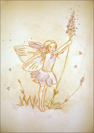 ukmurals > Children's Designs > Flower fairies