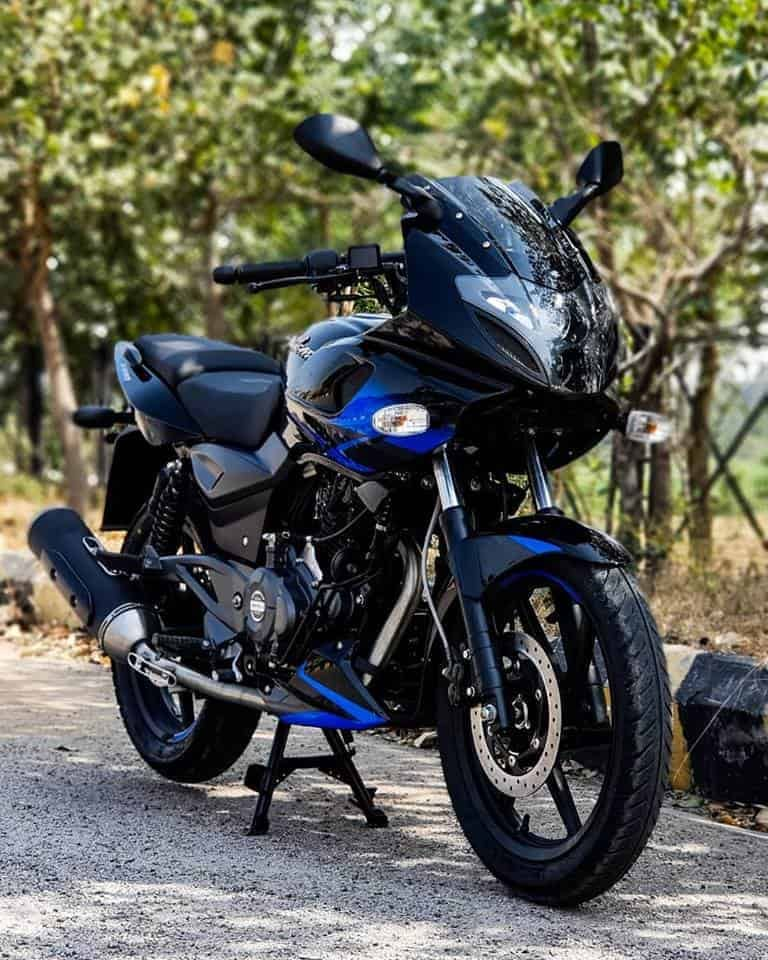 Bajaj Pulsar 220f Abs 2019 Update Price Specification Color Pulsar Bike Photo Pulsar 220 Modified