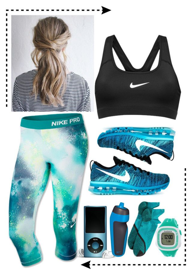 """""""workout fashion #3"""" by funnycakes111 ❤ liked on Polyvore featuring art, nike and maedaworkout"""